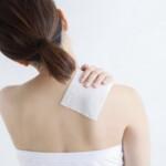 効果の上がる肩こりのお灸方法